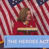 Speaker Nancy Pelosi Holds a Press Conference | LIVE | NowThis
